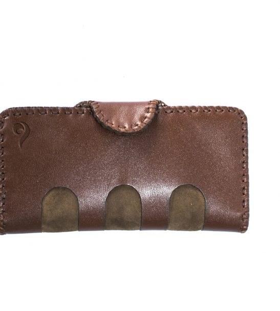 کیف پول پالتویی مردانه مدل M802