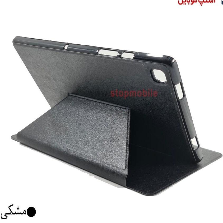 تصویر کیف تبلت سامسونگ  Galaxy Tab A7 10.4 2020 SM-T500 -T505 مدل FOLIO COVER