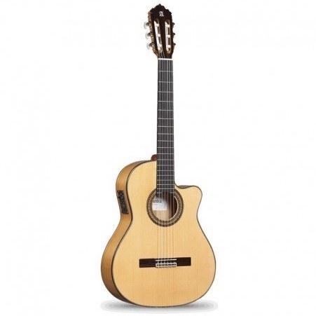 عکس Alhambra 7FC CW E2 4/4 Flamenco Guitar  alhambra-7fc-cw-e2-4-4-flamenco-guitar
