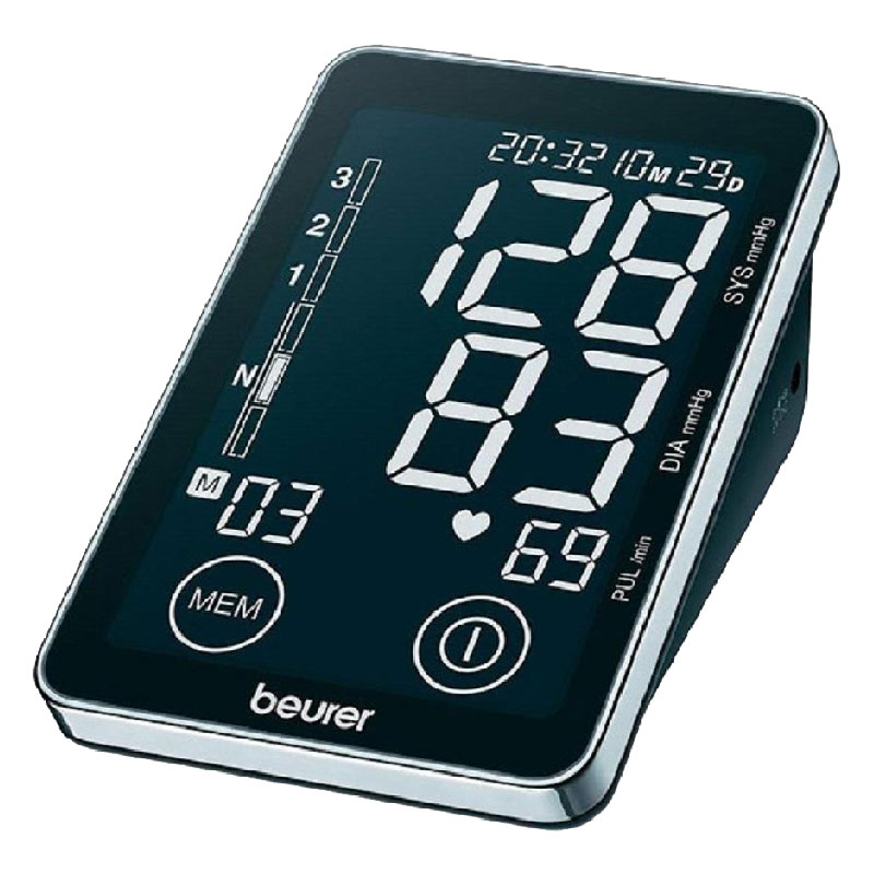 main images فشارسنج بازویی بیورر BM58 Beurer BM58 Blood Pressure Monitor
