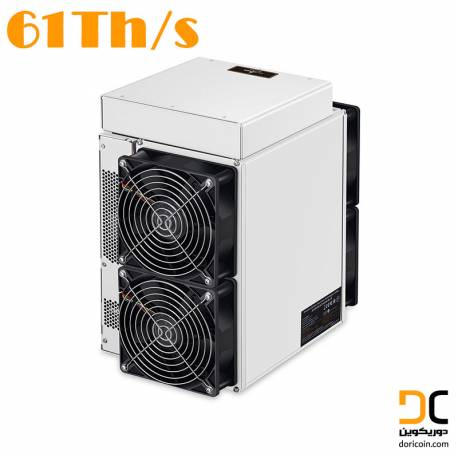 ماینر Antminer T17+ 61TH