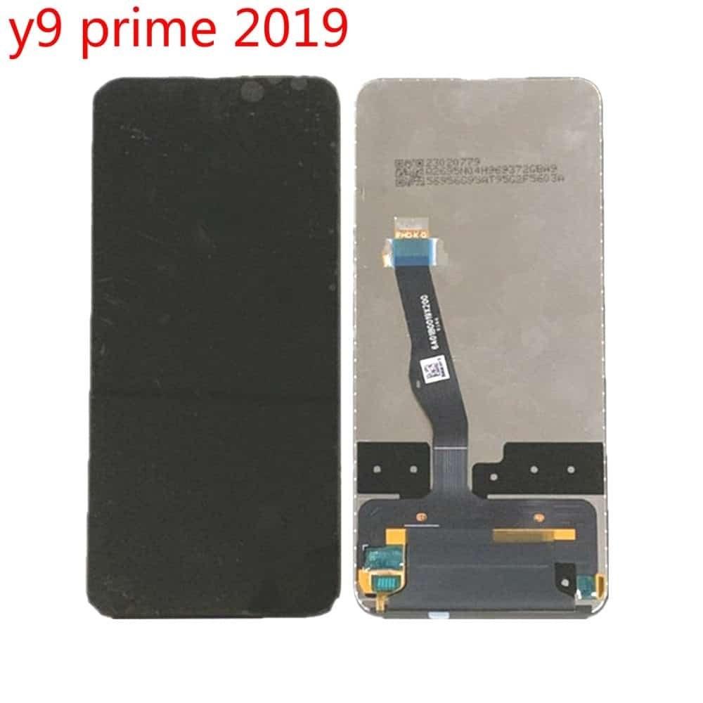 main images تاچ و ال سی دی گوشی موبایل y9 prime 2019