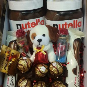باکس شکلات |