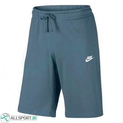 شورت ورزشی مردانه نایک Nike Jersey Shorts 804419-063