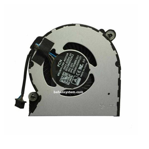 تصویر فن پردازنده لپ تاپ HP مدل EliteBook 820-G1 چهار سیم / DC05V