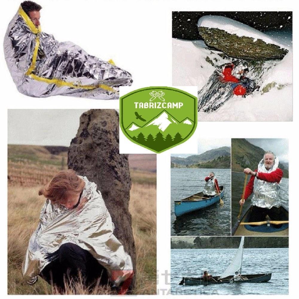 پتوی نجات | خرید اینترنتی پتو نجات کوهنوردی