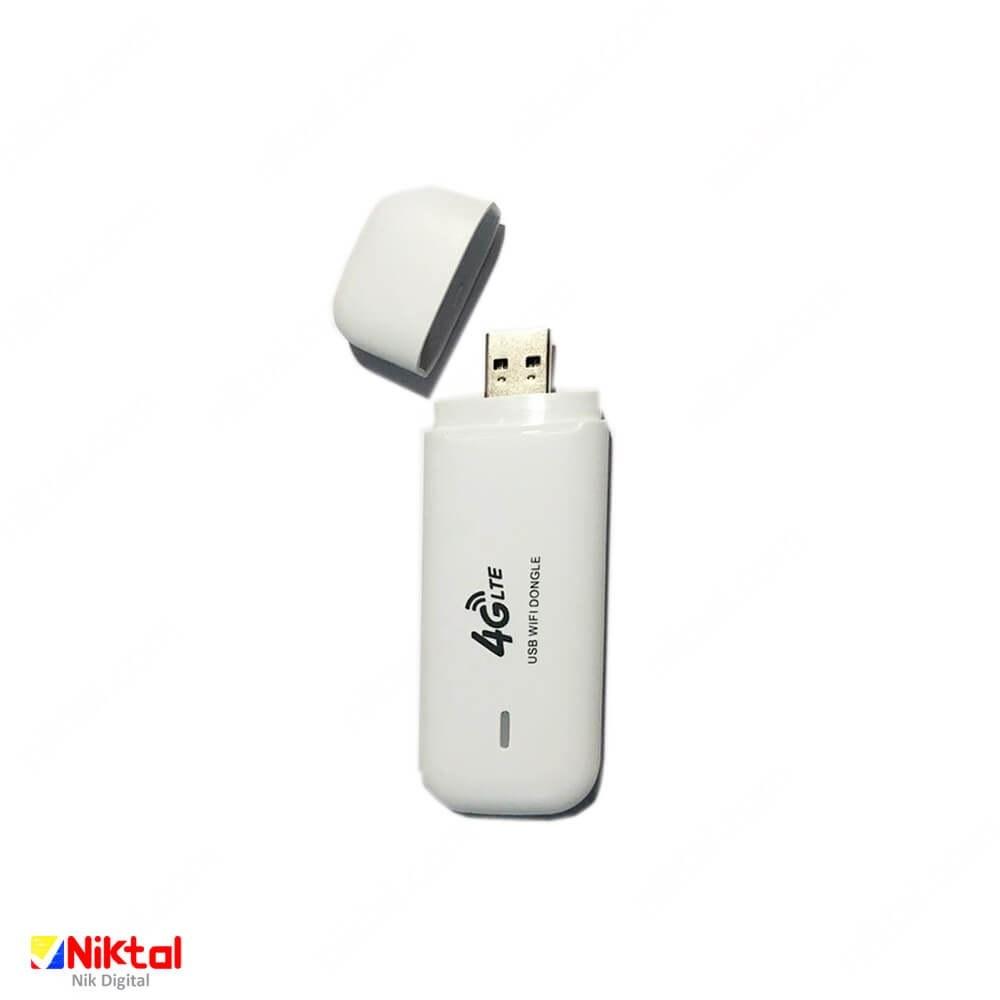 تصویر مودم روتر جیبی سیار USB مدل PT203