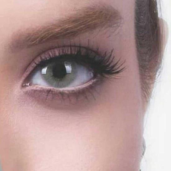تصویر لنز چشم رویال ویژن شماره 4 مدل addict gray