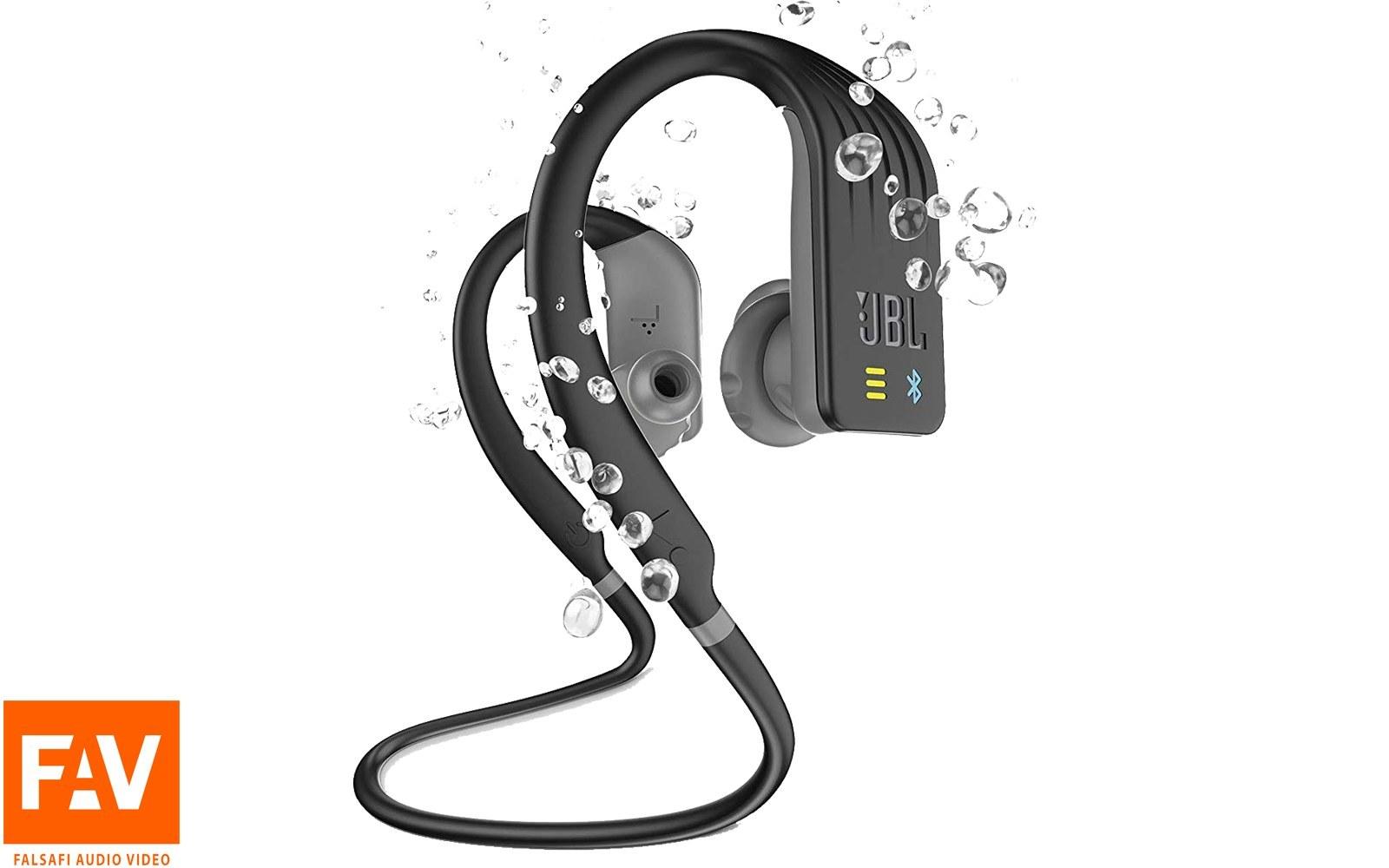 تصویر هدفون بی سیم جی بی ال JBL Endurance DIVE ا JBL Endurance DIVE Wireless Sports Headphones JBL Endurance DIVE Wireless Sports Headphones
