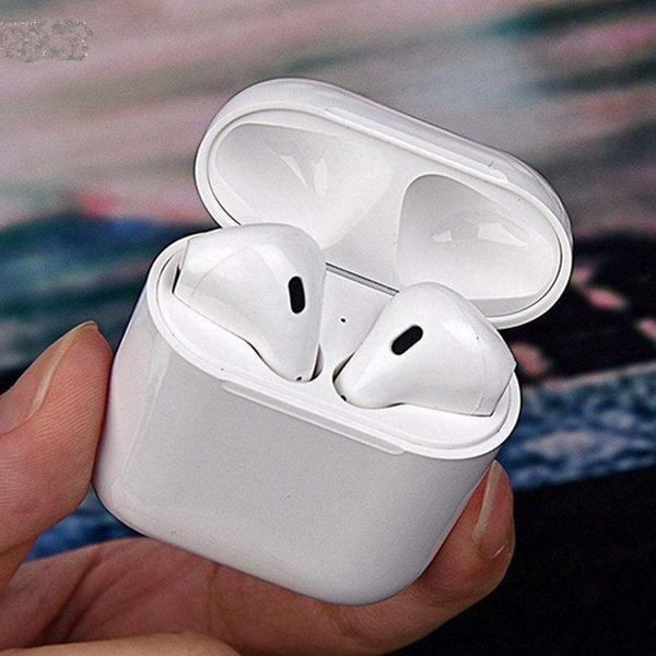 تصویر هندزفری بلوتوثی i12 tws Apple I12-TWS Wireless Handsfree Design