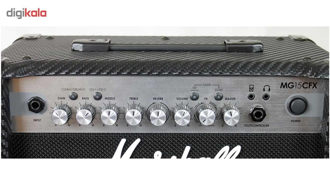 img Marshall MG15CFX آمپلی فایر گیتار