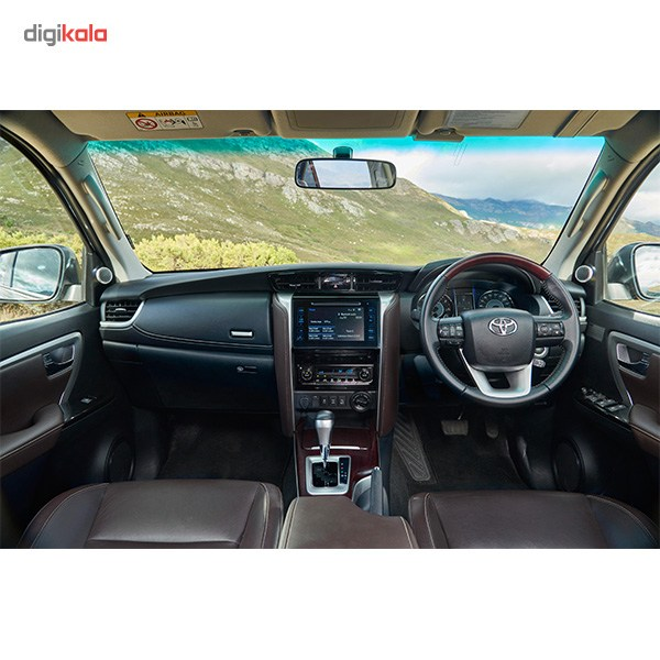 img خودرو تویوتا Fortuner اتوماتیک سال 2016 Toyota Fortuner 2016 AT