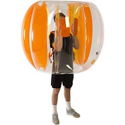 تصویر توپ فوتبال حبابی PVC-120