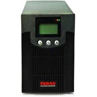 تصویر یو پی اس فاران Titan 1000VA External UPS Faran Online LCD