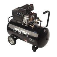 تصویر کمپرسور باد 80 لیتر هیوندای مدل AC-8025 hyundai AIR COMPRESSOR – AC-8025