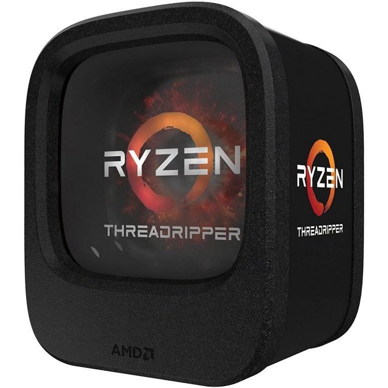 تصویر AMD Ryzen Threadripper 1900X ا AMD Ryzen Threadripper 1900X 8-Core / 16 Threads 3.8 GHz Socket sTR4 180W Desktop Processor AMD Ryzen Threadripper 1900X 8-Core / 16 Threads 3.8 GHz Socket sTR4 180W Desktop Processor
