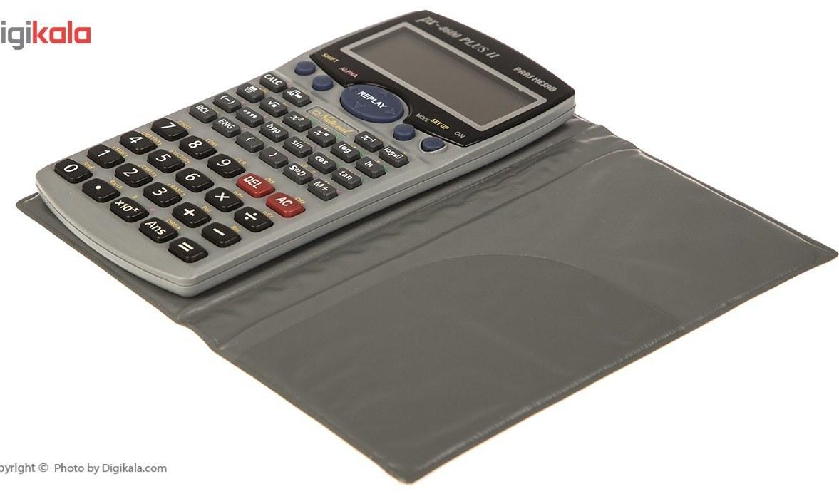تصویر ماشین حساب ایرانی پارس حساب مدل PX-4600 Plus II Iranian Pars Hesab PX-4600 Plus II Calculator