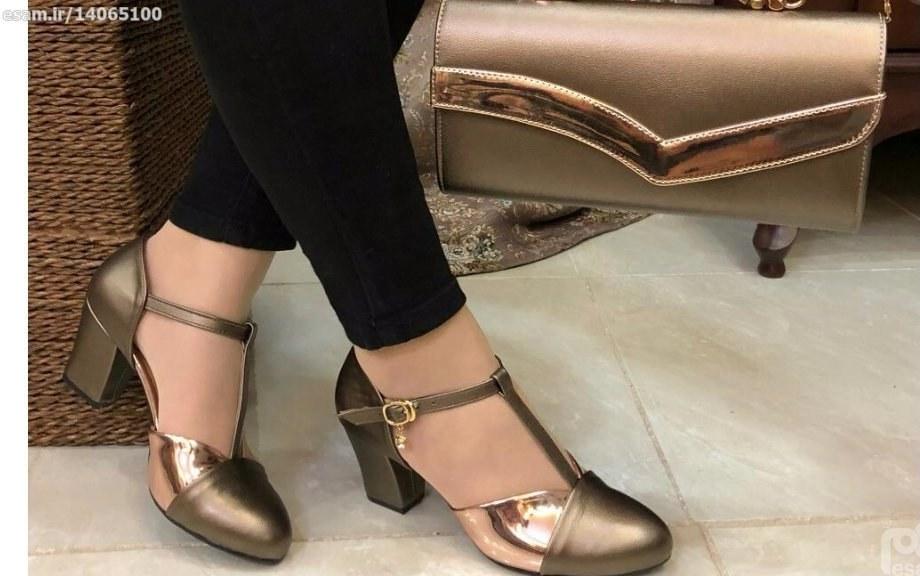 کفش عیدانه | کفش محشره عیدانه زنانه
