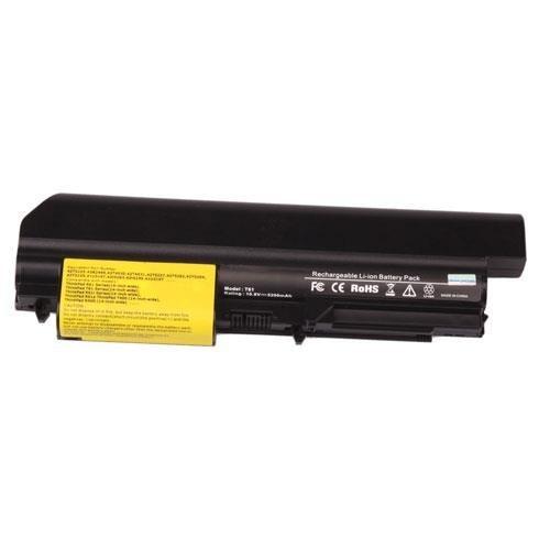 تصویر باتری لپ تاپ لنوو T61 6CELL Lenovo T61 6Cell Laptop Battery