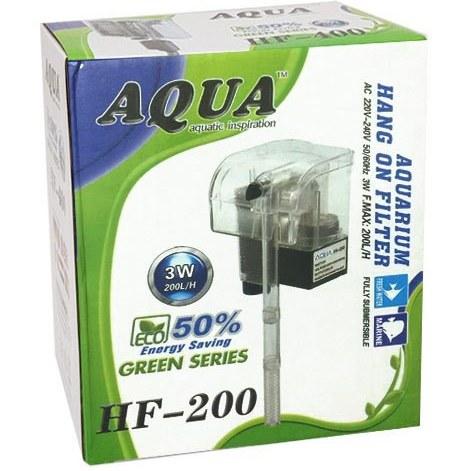فیلتر هنگان تک مخزن آکوا AQUA HF-200