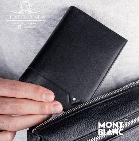 کیف پاسپورت/مدارک Mont Blanc