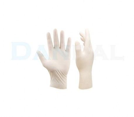 دستکش جراحی لاتکس بدون پودر - رویال مد