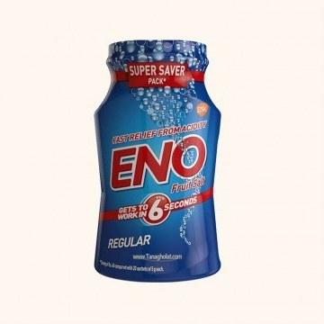 تصویر پودر نمک میوه Eno ساده