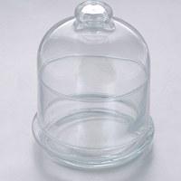 تصویر عسل خوری کوچک شیشه ای بیسیک