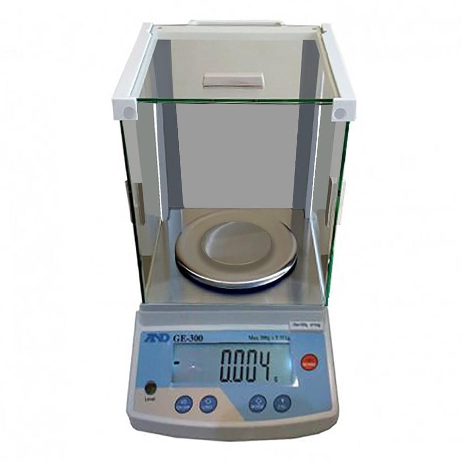 main images ترازوی آزمایشگاهی AND مدل GE320 Laboratory Scale Model GE 300