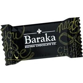 تصویر شکلات تلخ باراکا مینی تابلت