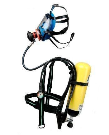 تصویر سیستم تنفسی کوله ای اسپاسیانی مدل RN-A 1603
