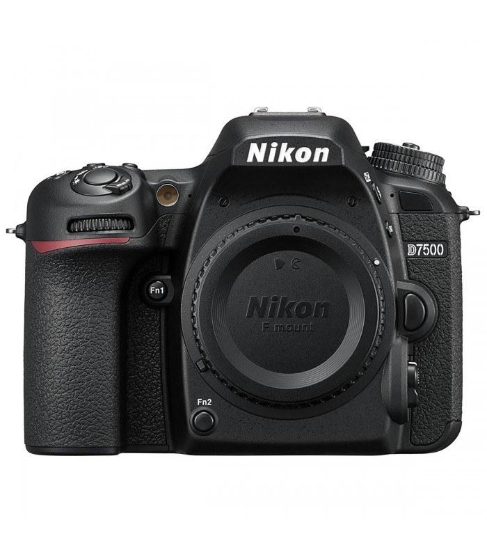 تصویر Digital Camera Nikon EOS D7500 Body دوربین دیجیتال نیکون مدل EOS D7500 Body