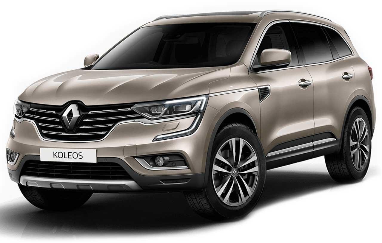 خودرو رنو کولیوس سال 2018 | Renault Koleos 2018