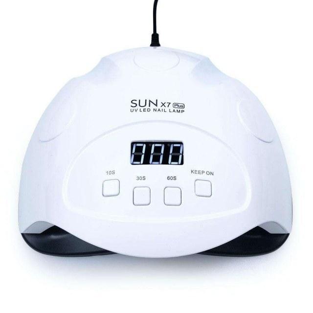 تصویر دستگاه یووی ال ای دی 90 وات مدل X7 PLUS سان | LED UV SUN X7