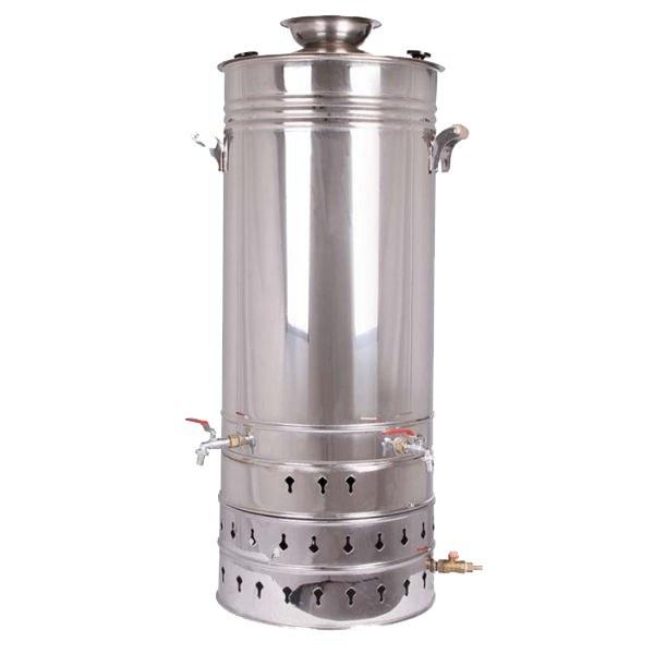 تصویر سماور گازی مدل TN-120 ظرفیت 120 لیتر