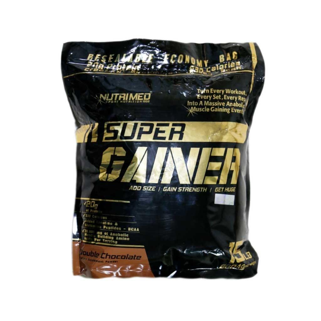 سوپر گینر گلد نوتریمد 6.8 کیلوگرم | Nutrimed Super Gold Gainer 6.8 Kg