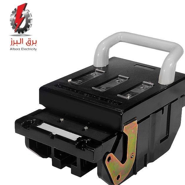 تصویر کلید فیوز کاردی 160A باکالیتی پیچاز الکتریک