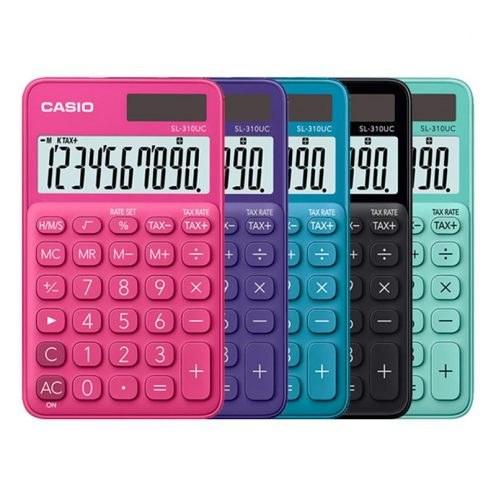 تصویر ماشین حساب کاسیو SL-310UC Calculator