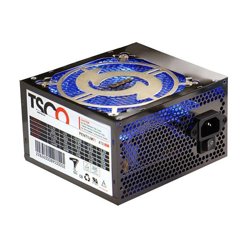 تصویر پاور TSCO PENTIUM4 ATX 650 – کارکرده