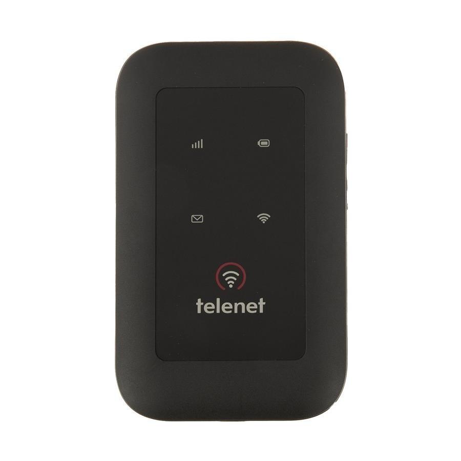تصویر مودم همراه 4G LTE تلنت MF960 Telenet MF960 4G LTE Mobile Wifi Router