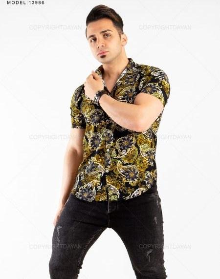 تصویر پیراهن مردانه Araz مدل 13986
