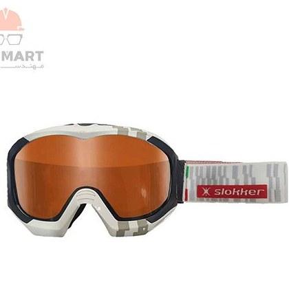 تصویر عینک اسکی slokker مدل SK0N006