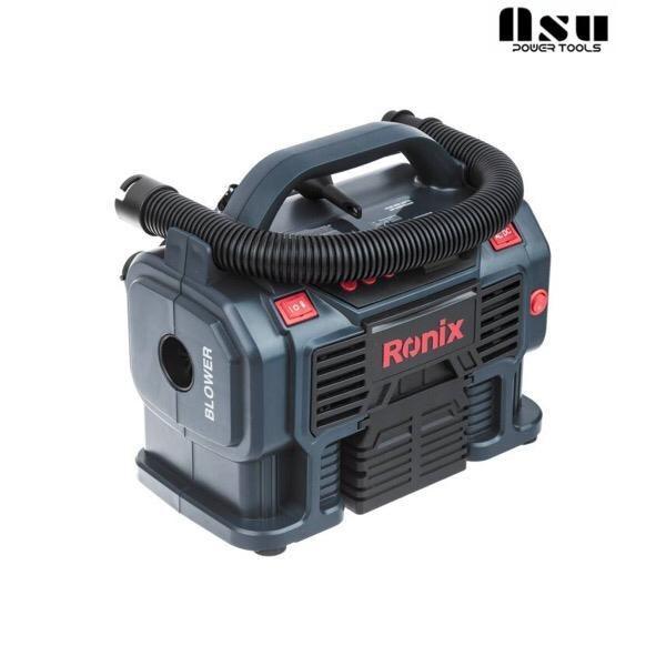 تصویر کمپرسور باد فندکی رونیکس مدل RH-4261 Ronix RH-4261 Cigar Lighter Air Compressor