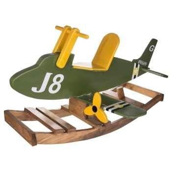 راکر کودک مدل Airplane