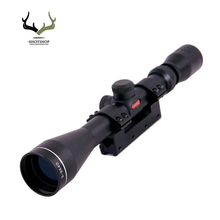 تصویر دوربین تفنگ گامو 3.9×40 EG Gamo rifle camera 3.9 × 40 EG
