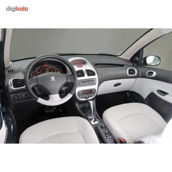 عکس خودرو پژو 206 تیپ 3 دنده ای سال 1390 Peugeot 206 Trim 3 1390 MT خودرو-پژو-206-تیپ-3-دنده-ای-سال-1390 5