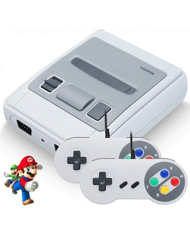 main images کنسول نینتندو کلاسیک مدل Super Mini SFC 621 Games Classic