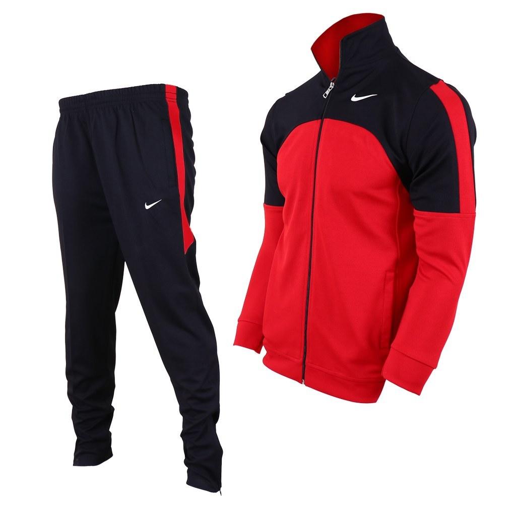 ست گرمکن و شلوار ورزشی مردانه طرح نایک کد 01