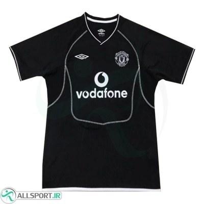 پیراهن کلاسیک منچستریونایتد Manchester United 2000 Retro Home Kit Jersey