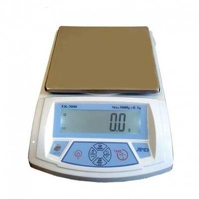 تصویر ترازوی آزمایشگاهی AND مدل EK3000 Laboratory Scale Model EK3000